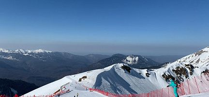 Sochi Freeride camp